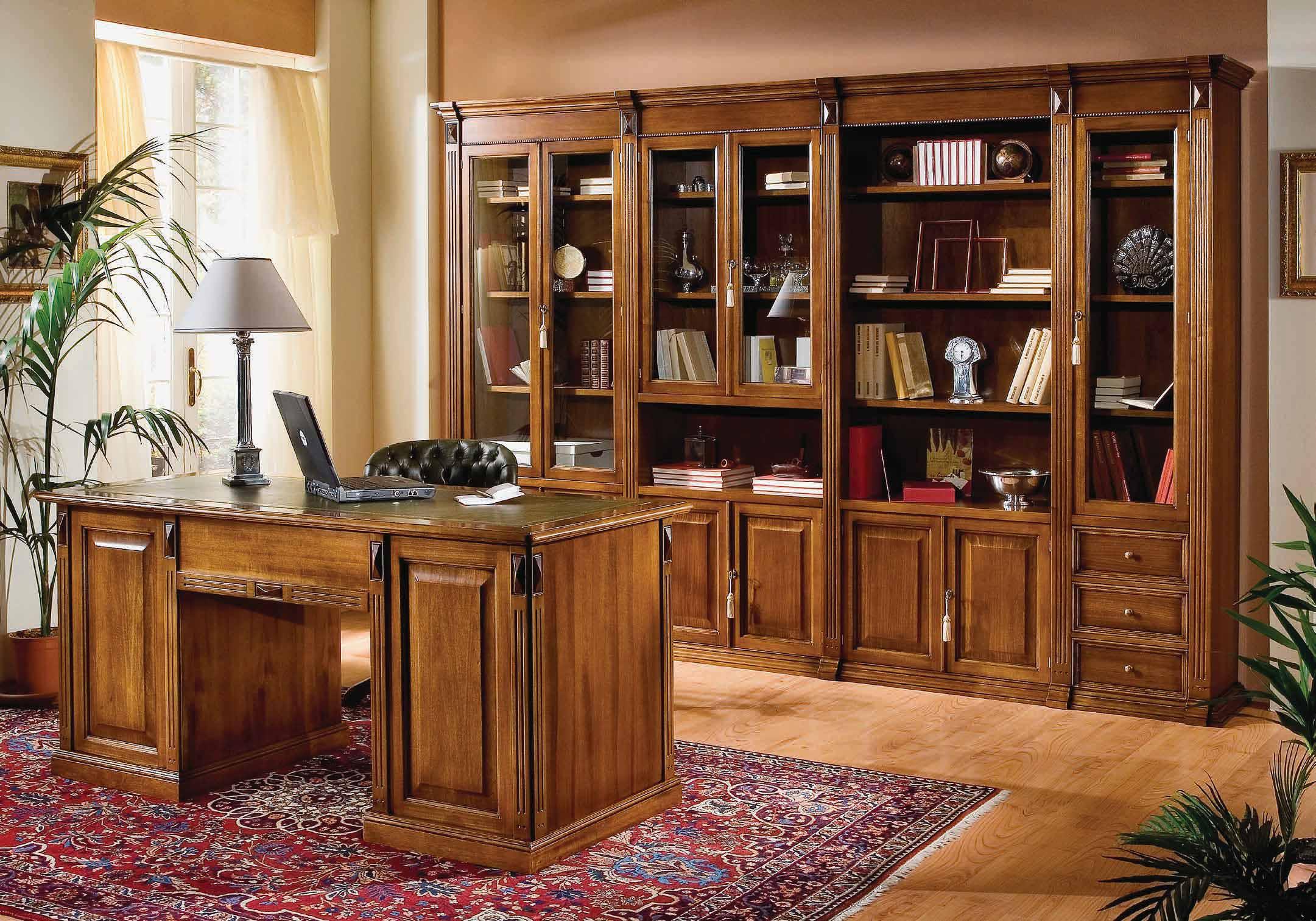 Письменный стол 320 scappini & c - письменные столы - кабине.
